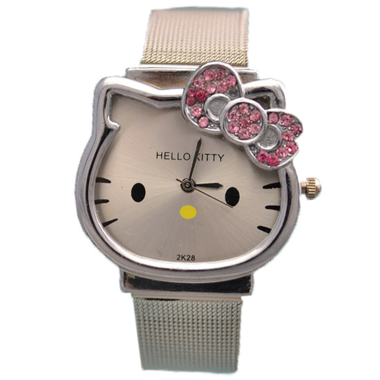 330f1cb26 Hello Kitty Women Watch - Cute Little Kawaii