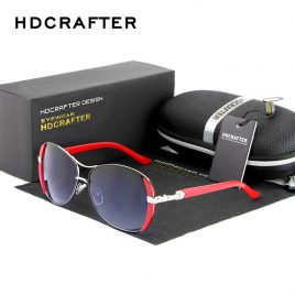 HDCRAFTER Elegant Fashion Women Sunglasses